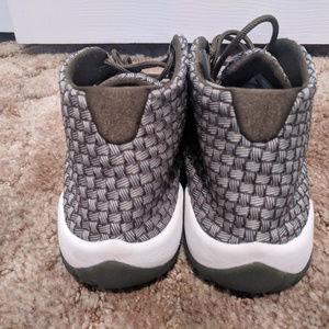 4e71408d34e Jordan Shoes - Air Jordan Future BG Olive Canvas Olive Size 7Y